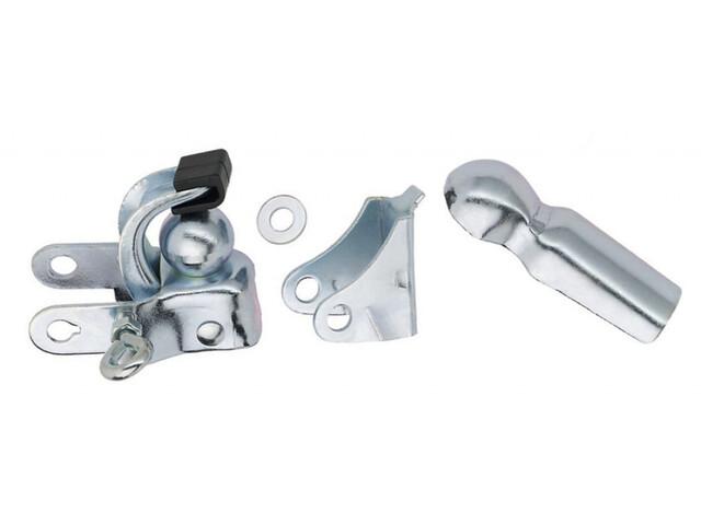 Diverse Aaanhangerkoppeling voor framemontage zilver